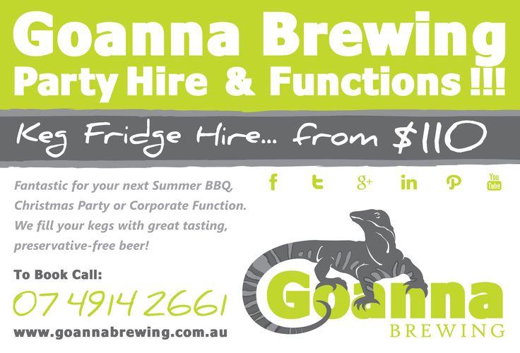 Goanna Brewing in the October edition of Industry Hub. www.goannabrewing.com.au