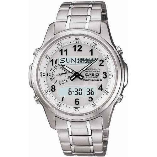 New Casio Lineage LCW-M300D-1AJF Solar Radio Atomic Watch Womens Wristwatch 1320 $399