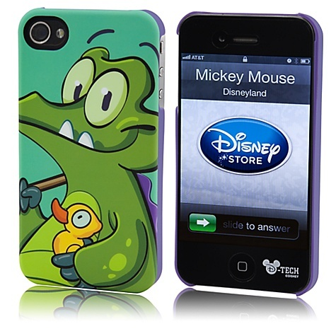 My kids would love this... Where's My Water iPhone 4 Case at Disney Store - $34.50