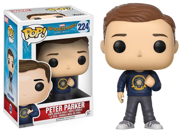 Pop! Marvel: Spider-Man Homecoming - Peter Parker