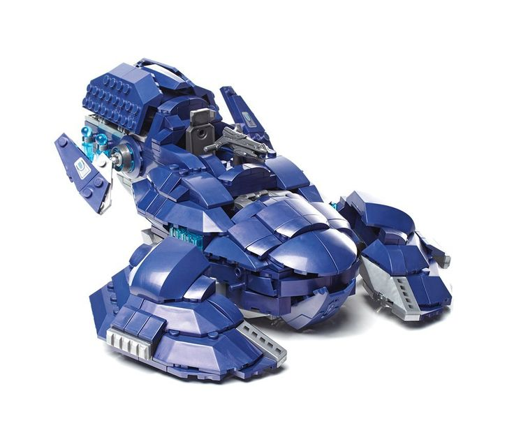 Mega Construx Halo Covenant Wraith Ambush Construction Set, Building Sets - Amazon Canada