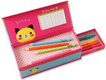China OEM Double Deck Pencil Case For Girls Manufacturer http://www.funnytoysgift.com/double-deck-pencil-case-for-girls-2987.html