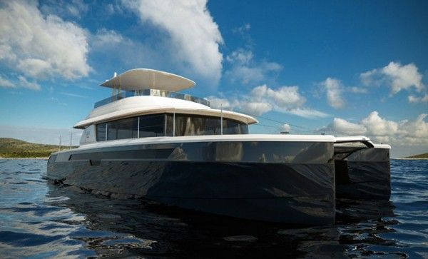 Setzer Yacht Architects' New High-performance Power Catamaran for NISI Yachts