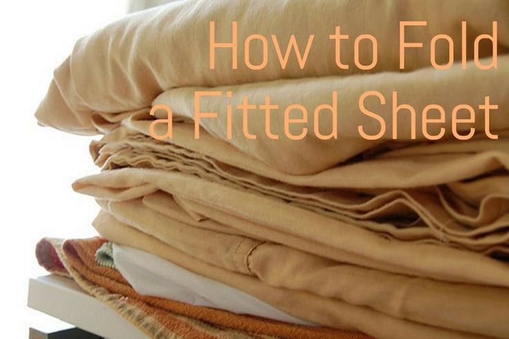 how to clean a stain on a fitted sheet