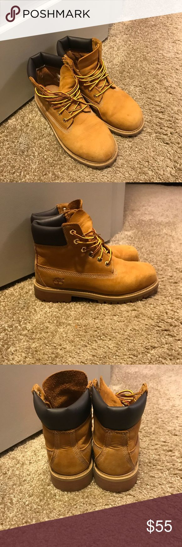 Kids Timberland Boots Size 3y. In great condition. Timberland Shoes Boots
