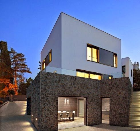 Modern Minimalist House Jelenovac Residence in Croatia | Minimalist Home Design