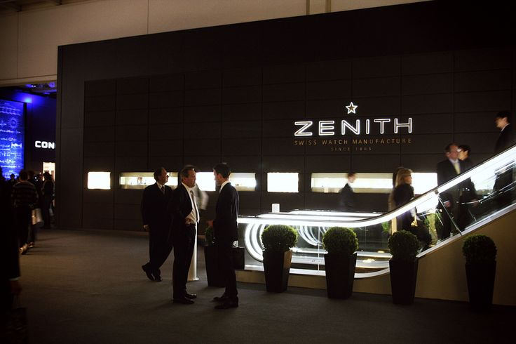 Zenith | Baselworld - The Watch and Jewellery Show is close and Covet Edition is on it. Basel World will take place from 19th to 26th of March in Basel, Switzerland #CovetEdition #Baselworld