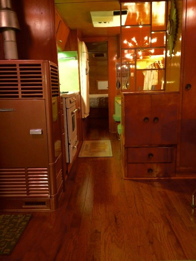 1952 Spartan Royal Spartanette   Airstream trailers for ...