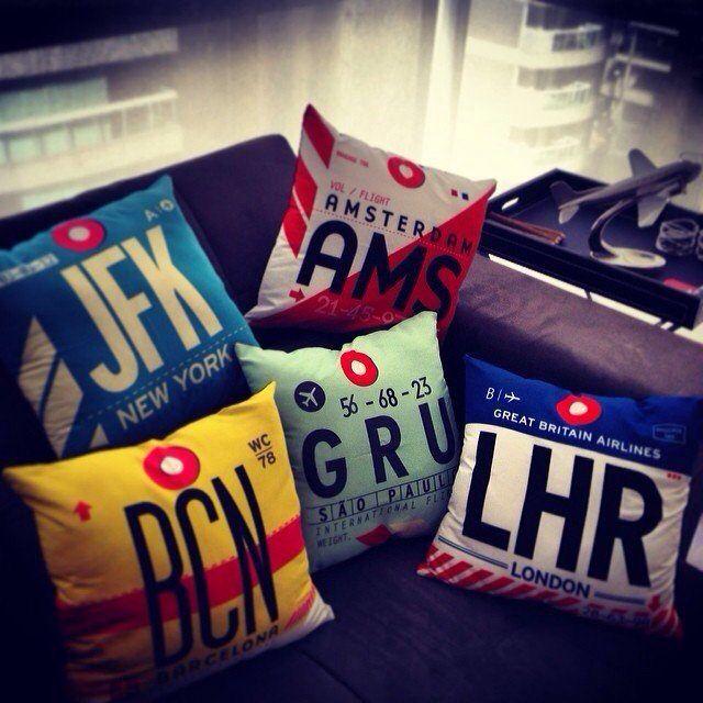 Airport Pillows