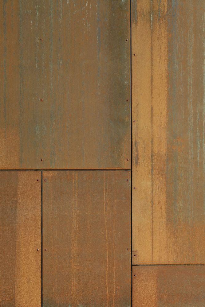 M s de 25 ideas incre bles sobre concreto oxidado en for Acero corten perforado oxidado