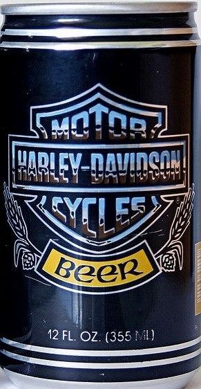harley davidson beers, Sold at i think Daytona bike weeks.