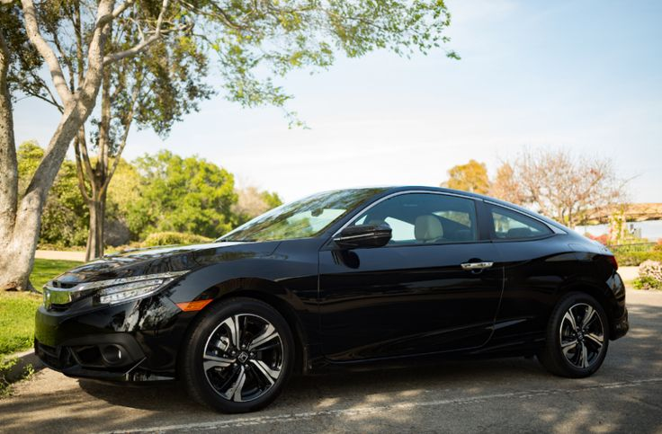 CAR AUTO MAGAZINE 2016 Honda Civic Coupe Reveal Great Style, Strength of the main