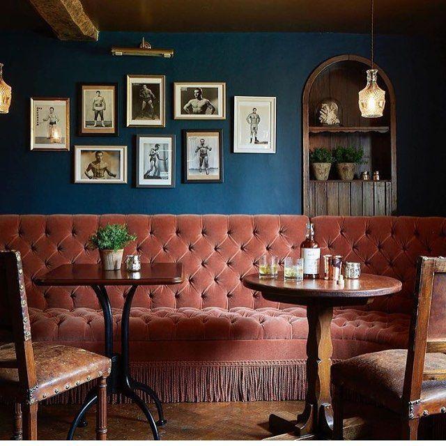 Love this decor. Image via @artistresidence at Mr Hanbury's Mason Arms. #velvetchair #interiors #interiorinspo #interiorideas #interiorstyle #interiordesign #decor #decorideas #decorationideas #inspiration
