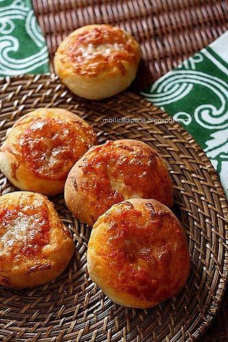 Su pizzette e pasta da rosticceria