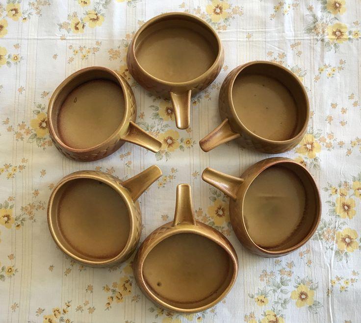 A personal favourite from my Etsy shop https://www.etsy.com/au/listing/555969637/nefertiti-ramekins-diana-pottery