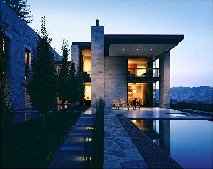 Propriedade do Vinhedo de Sonoma / Aidlin Darling Design