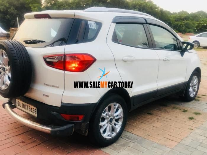 Used Ecosport For Sale In Delhi At Salemycar Today Used Cars