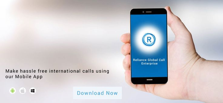 Now you can international calls hassle free using mobile app by Reliance Global Call Enterprise. It is the best international calling card service provider.