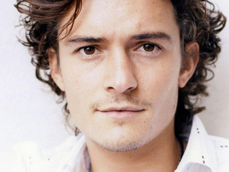 curly hair style pics 14 best orlando bloom images on orlando bloom 4729
