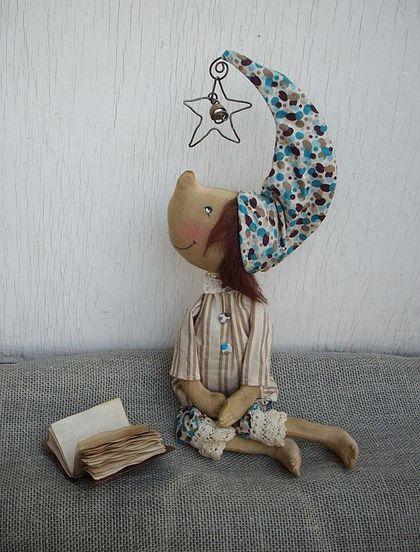 Ароматизированные куклы ручной работы. Ярмарка Мастеров - ручная работа Мечтатель. Handmade.