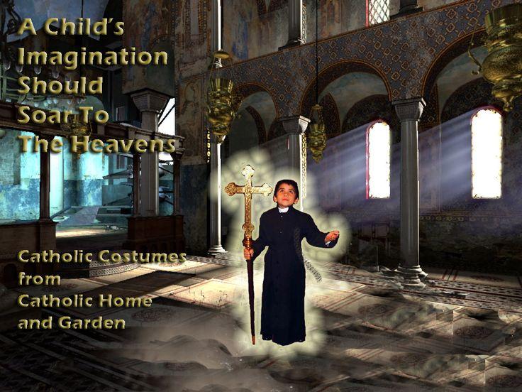 Catholic Children's Costumes