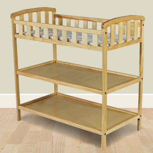 changing table safety rail 1