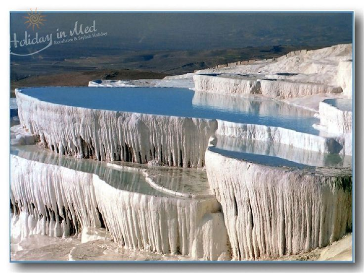 Holiday in Med - Pamukkale ( Hierapolis )