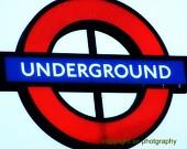 Great Etsy treasury celebrating London Underground...