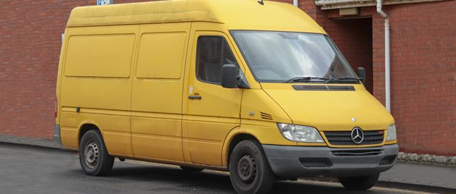 Mercedes Sprinter 311 Highly Rated Cargo Carrier More Info At