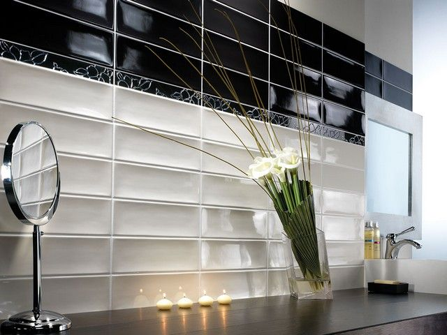 119 best images about rivestimenti bagno on pinterest for Paraschizzi cucina moderna