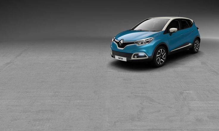 CAPTUR | Cars | Renault UK