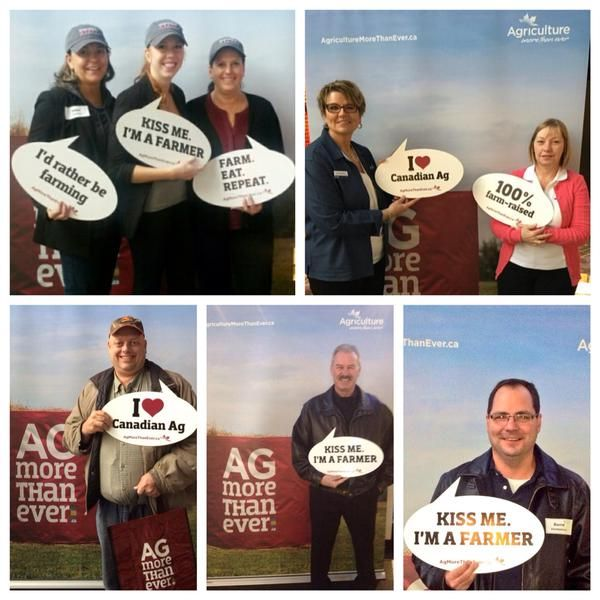@AgMoreThanEver at the @precision_plant #DFICineplex event Dec 16. Such a great group of folks who support #ontag!