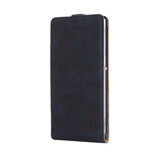 From our Vintage Collection, we are proud to present the Sony Xperia Z3 Flip Case in Nubuck leather. Crafted from carefully selected cowhide leathers from Europe, this handmade Flip case has been designed by Snakehive to provide a stylish cover for your phone.  The Flip case has a smart credit... see more details at https://bestselleroutlets.com/arts-crafts-sewing/crafting/leathercraft/product-review-for-snakehive-vintage-collection-sony-xperia-z3-flip-case-in-nubuck-leather-