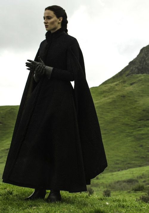 Sophie Turner as Sansa Stark in Game of Thrones (Season 5)