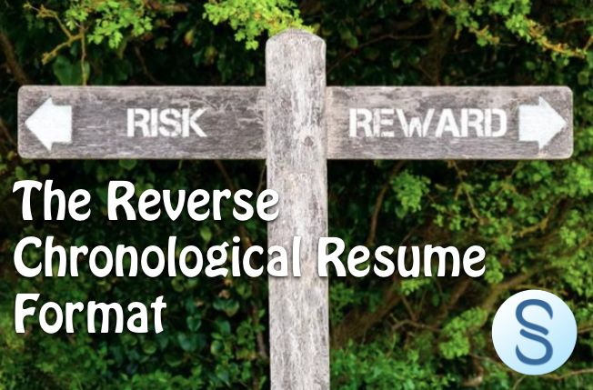 """""""Order is heaven's first law,"""" said Alexander Pope. A resume provides order to our career. The reverse chronological resume is the most common resume format in use today. https://www.shimmeringcareers.com/blog/reverse-chronological-resume/"""