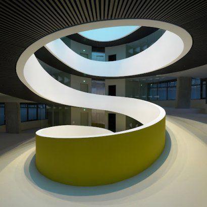 #architecture #spiral