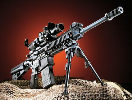 SIG SAUER 716 PATROL 7.62mm