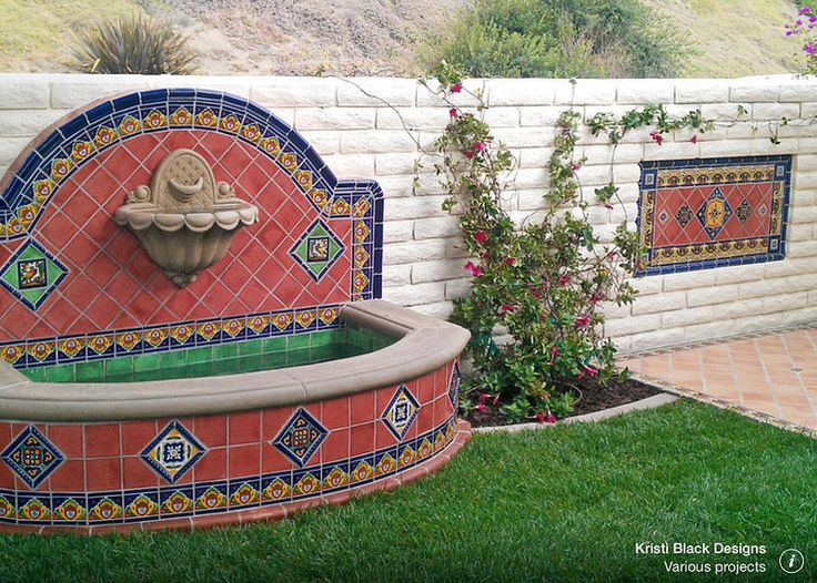 25 best ideas about pool fountain on pinterest for Spanish style fountains for sale