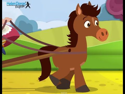 Horsey Horsey - Fun Songs for Kindergarten