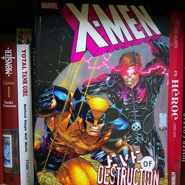 X Men Eve Of Destruction Tpb En Ingles Comics Xmen Marvel Comic Comics X Men Marvel