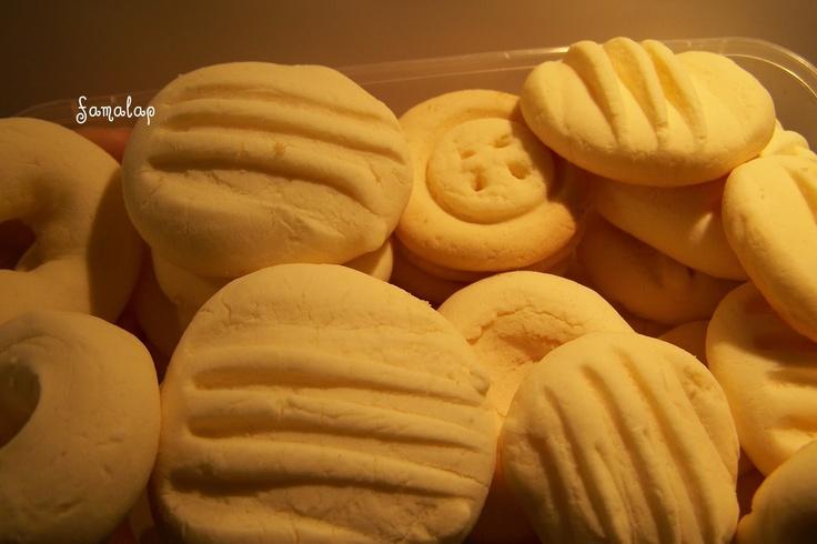 """Cocina fácil """"sin gluten"""": Galletas de MAIZENA y LECHE CONDENSADA"""