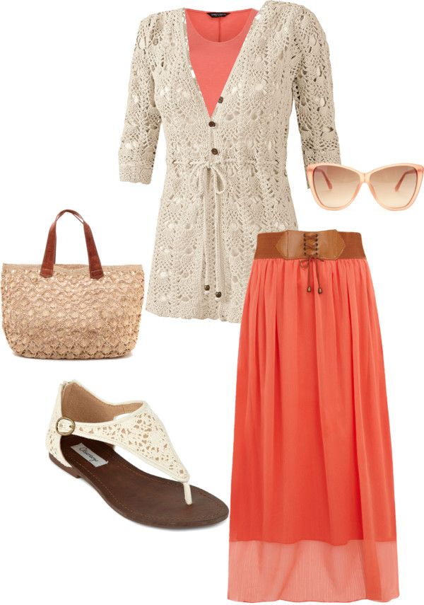 """""""Untitled #99"""" by aaronjillthomas on Polyvore. Don't really like the purse or shoes, but I love the rest."""