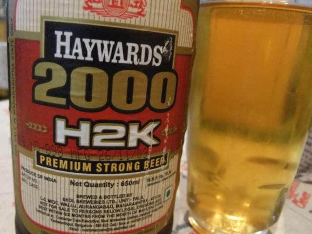 The 5 Most Popular Beers in India: Haywards
