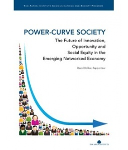 Power-Curve Society: The Future of Innovation, Opportunity and Social Equity in the Emerging Networked Economy