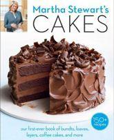 Martha Stewart Cakes Cookbook