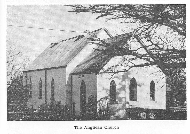 The Anglican Church Ficksburg, Free State