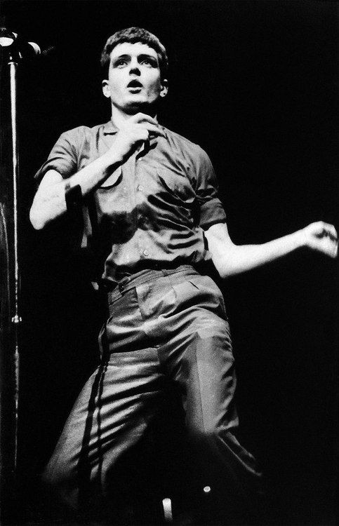 Ian Curts from Joy Division…WIlderness just came on shuffle did my best to dance like him around my house