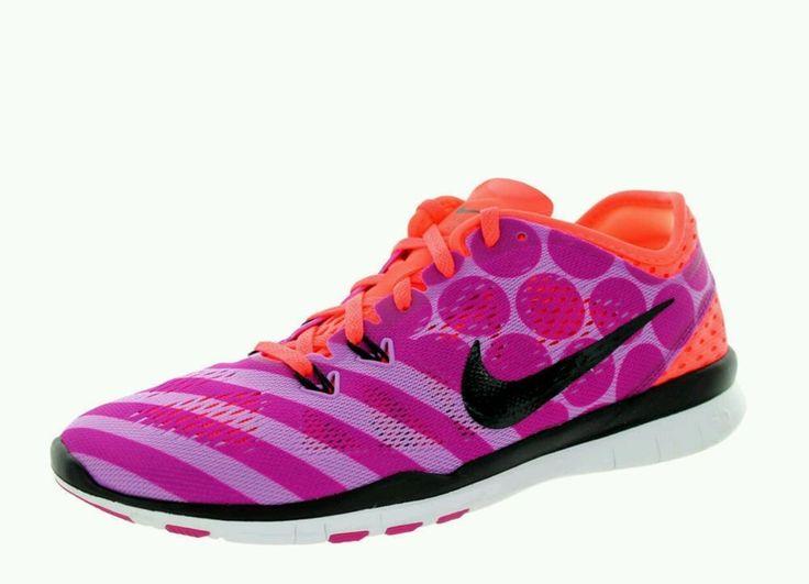 NIKE FREE 5.0 TR FIT 5 PRT WOMEN'S SHOES TRAINING  RUNNING NEW SZ 6.5; EUR 37.5 #Nike #RunningCrossTraining