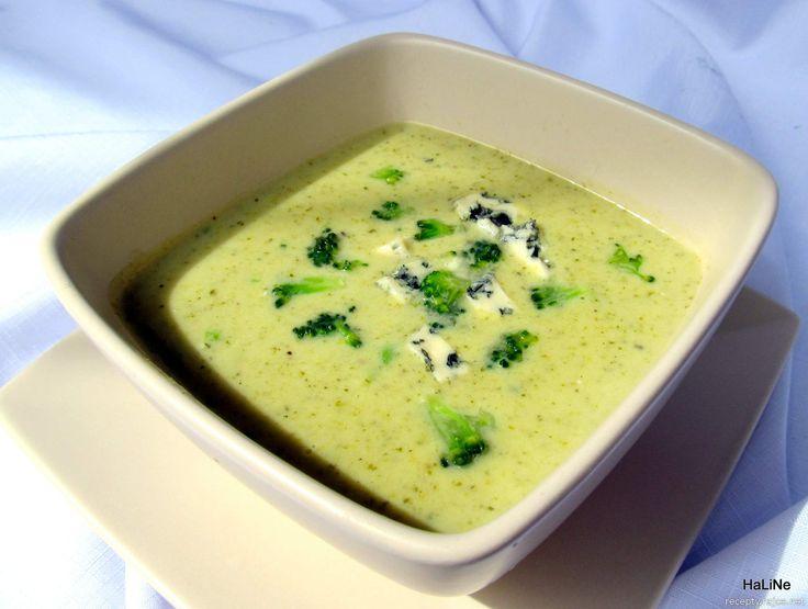 Brokolicová polévka I.