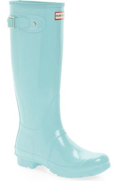 Hunter Original High Gloss Boot (Women) available at #Nordstrom